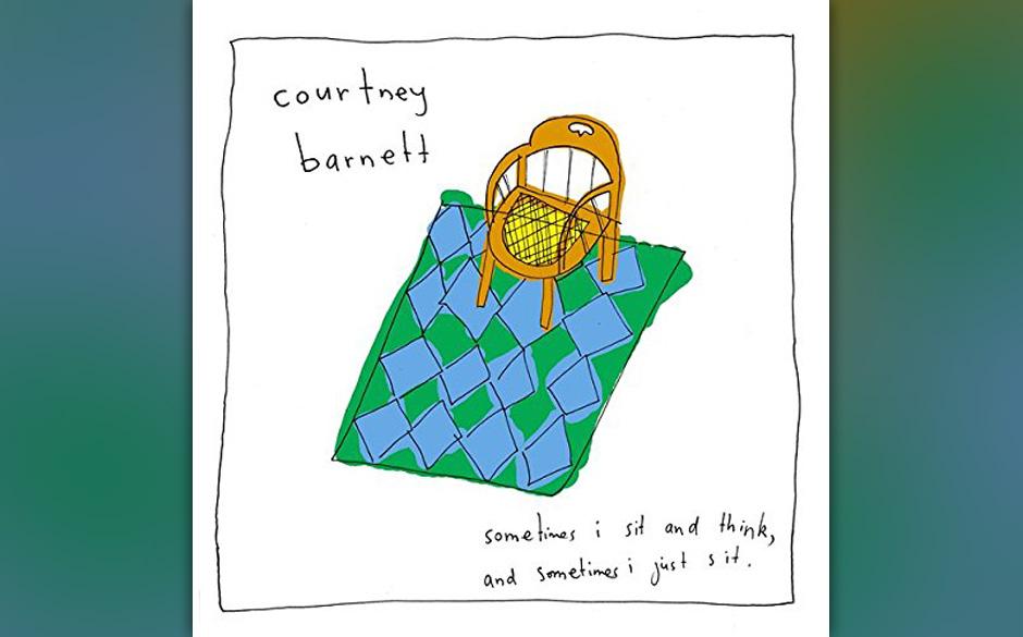 Courtney Barnett - 'Sometimes' (VÖ: 20.03.2015)