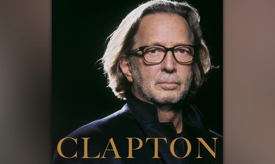 Eric Clapton - 'Clapton' (Reprise, 2010):  Weiter weg von Gott geht nicht. Auf 'Hard Time Blues', einem 30er-Jahre-Stück von