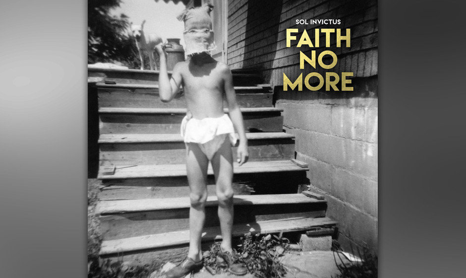 Faith No More - 'Sol Invictus' (VÖ: 15.05.2015)
