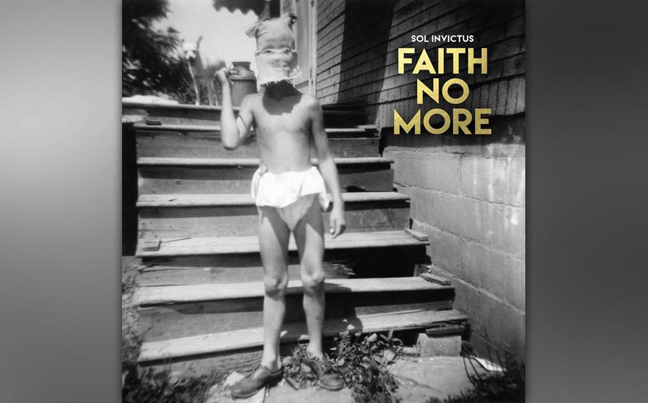 Faith No More - 'Sol Invictus' (VÖ: 15.05.2015)
