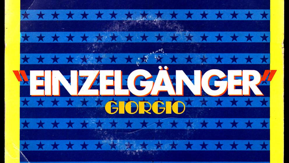 Giorgio Moroder - 'Einzelgänger'  Kraftwerk in Düsseldorf und Gior- gio Moroder in München tüftelten 1975 am gleichen Pro