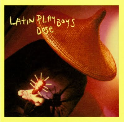 Latin Playboys - 'Latin Playboys'  Mit ihren Sound-Spezis Mitchell Froom/Tchad Blake kreierten Los Lobos' David Hidalgo und
