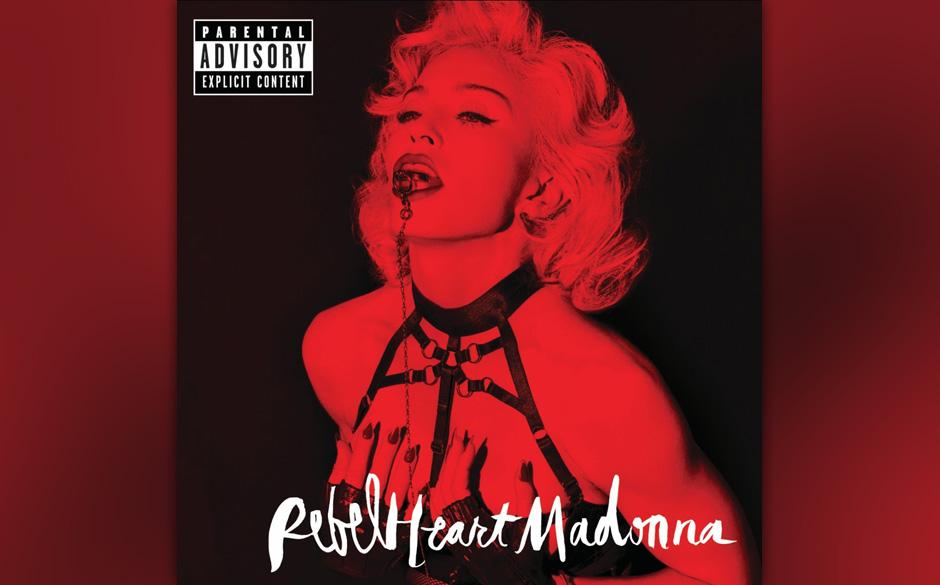 Madonna - 'Rebel Heart' (VÖ: 06.03.2015)