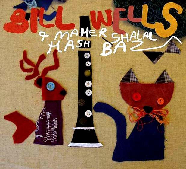 Maher Shalal Hash Baz & Bill Wells - 'Gok'  Tori Kudo, der Chef von MSHB, ist der japanische Meister des Zufalls und des Konz