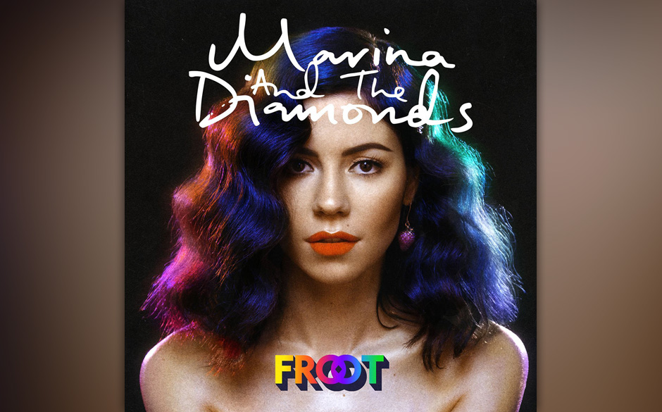 Marina And The Diamonds - 'Froot' (VÖ: 13.03.2015)