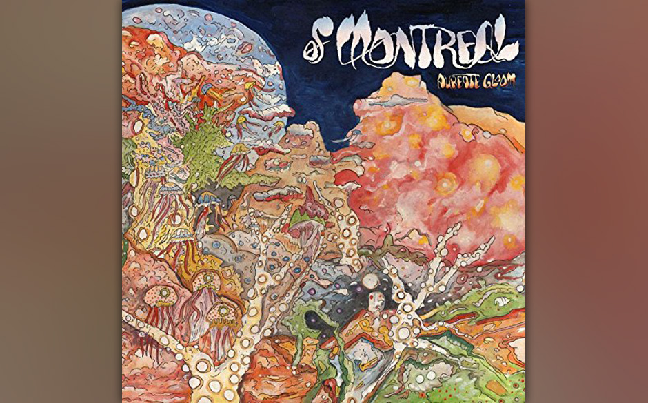 Of Montreal - 'Aureate Gloom' (VÖ: 06.03.2015)