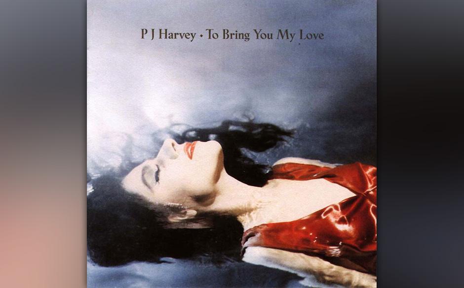 PJ Harvey: To Bring You My Love