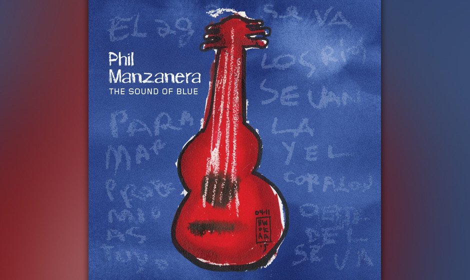 Phil Manzanera - The Sound Of Blue