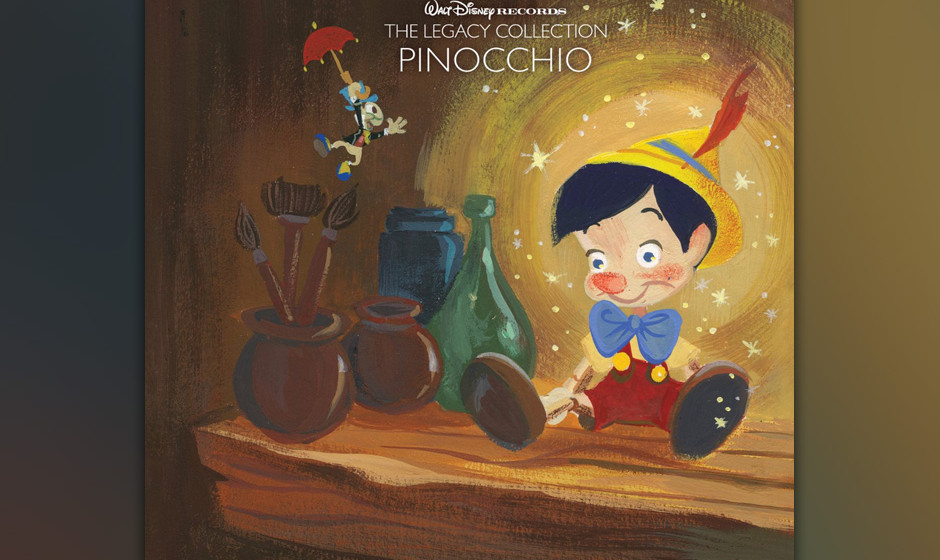 Pinocchio - OST Legacy Edition
