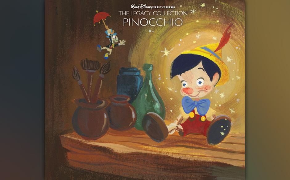 Pinocchio - OST Legacy Edition