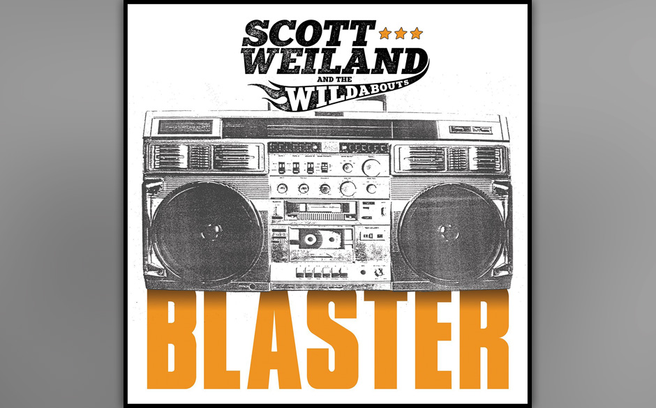 Scott Weiland And The Wildabouts - 'Blaster' (VÖ: 27.03.2015)