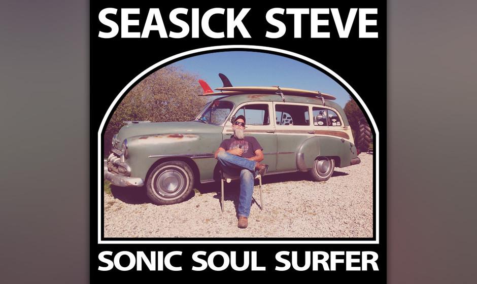 Seasick Steve -  'Sonic Soul Surfer' (VÖ: 20.03.2015)