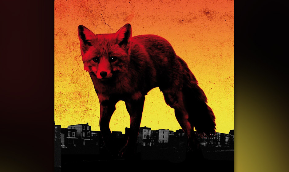 The Prodigy - 'The Day Is My Enemy' (VÖ: 27.03.2015)