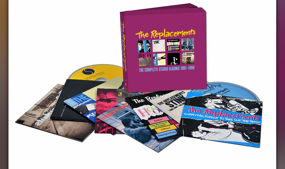The Replacements_- The Complete Studio Albums 1981-1990