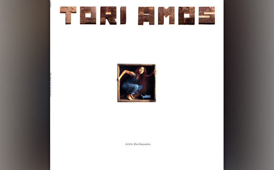 Tori Amos - Little EarthquakesTori Amos Little Earthquakes