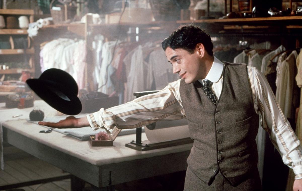 Chaplin: 06.04.2015, 5:10, Tele 5