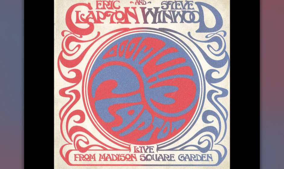 Eric Clapton & Steve Winwood - 'Live From Madison Square Garden' (Reprise, 2009):  Das war wohl doch etwas zu kurz damals mit