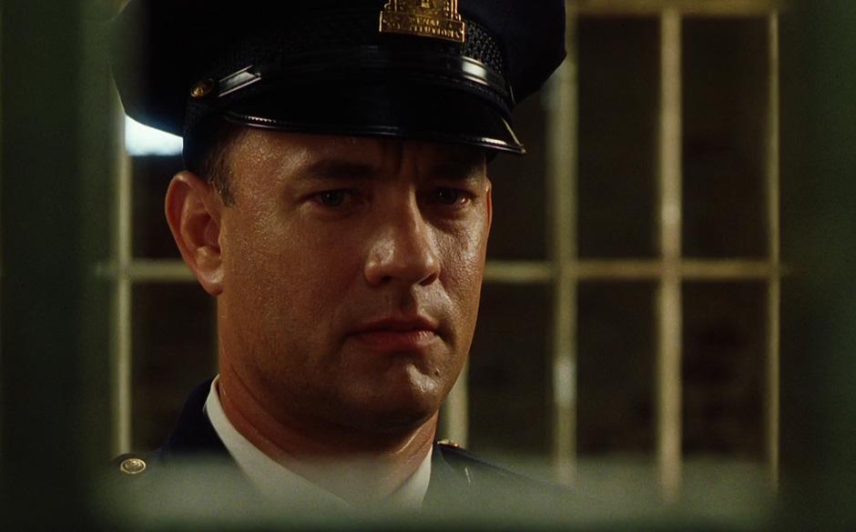 7. The Green Mile.  Frank Darabonts zweite King-Verfilmung. Hier steht ein unschuldig zum Tode Verurteilter im Mittelpunkt, d