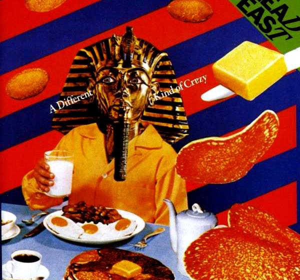 Head East - 'A Different Kind Of Crazy'  Wer erinnert sich schon noch an den Softrock der 70er-Jahre? Da waren die Hits von S