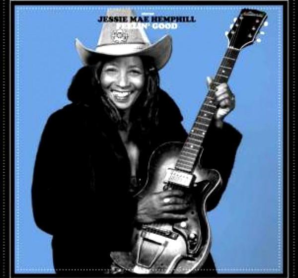 Jessie Mae Hemphill - 'Feelin' Good'  Weiter aus der Zeit gefallen als Jessie Mae Hemphill konnte man 1990 kaum sein. Als ihr