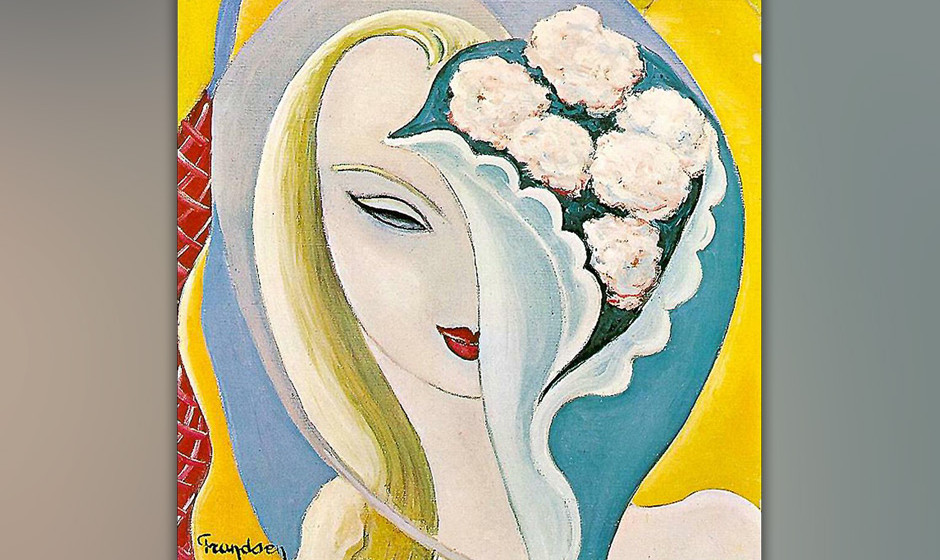 Derek And The Dominos - 'Layla And Other Assorted Love Songs' (Polydor, 1970):  Da war er endlich, der 'musikalische Bruder,