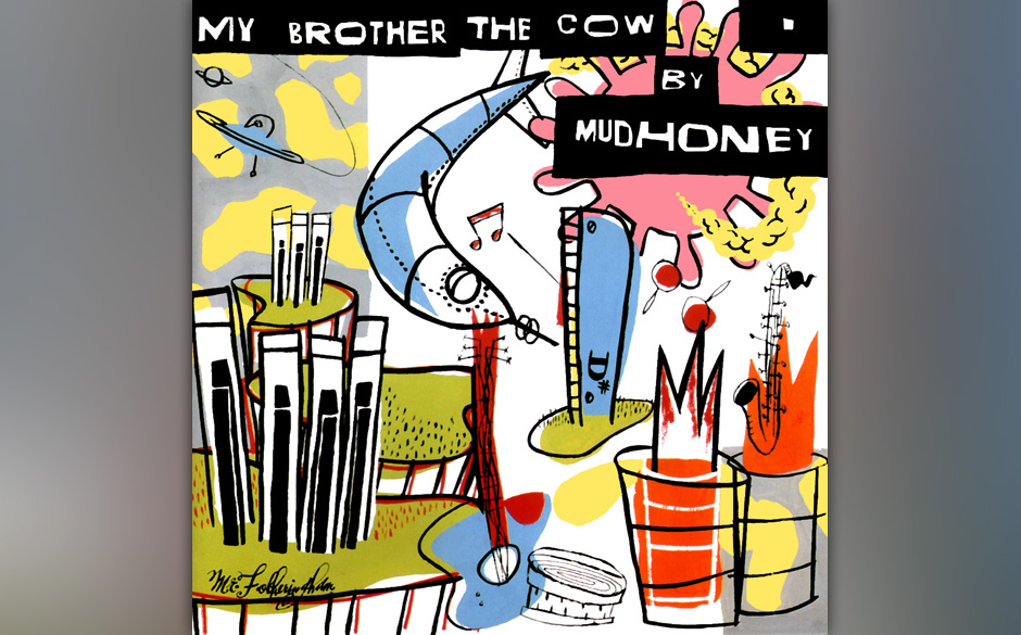 Mudhoney: My Brother The Cow