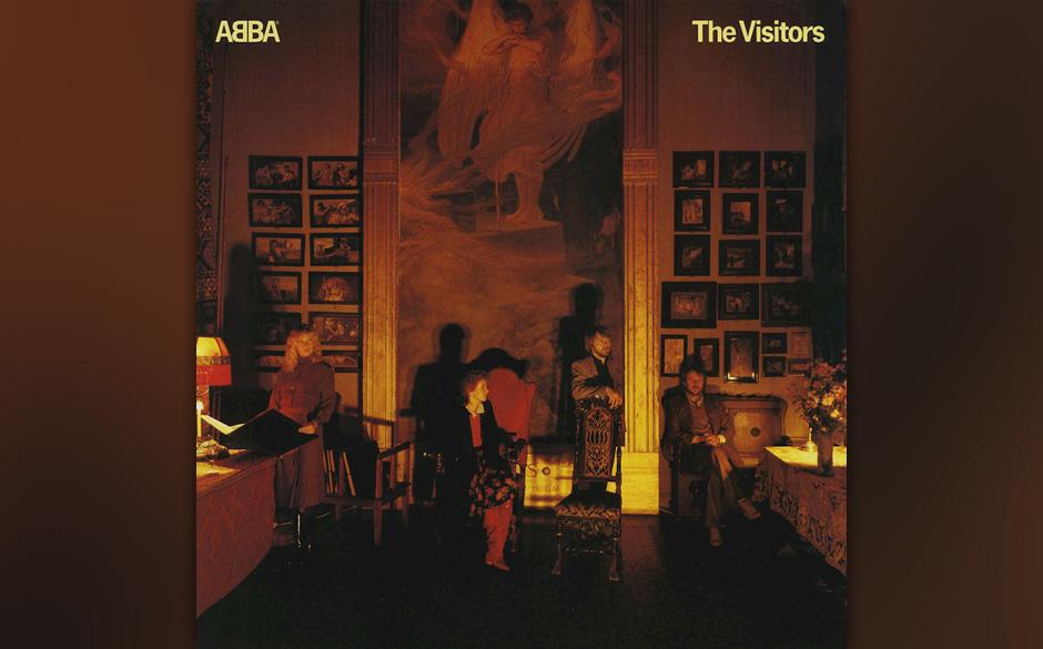 "7. ""Like An Angel Passing Through My Room"".  Auf dem enigmatischen Depressions-Album ""The Visitors"" ist dieses ebenso"