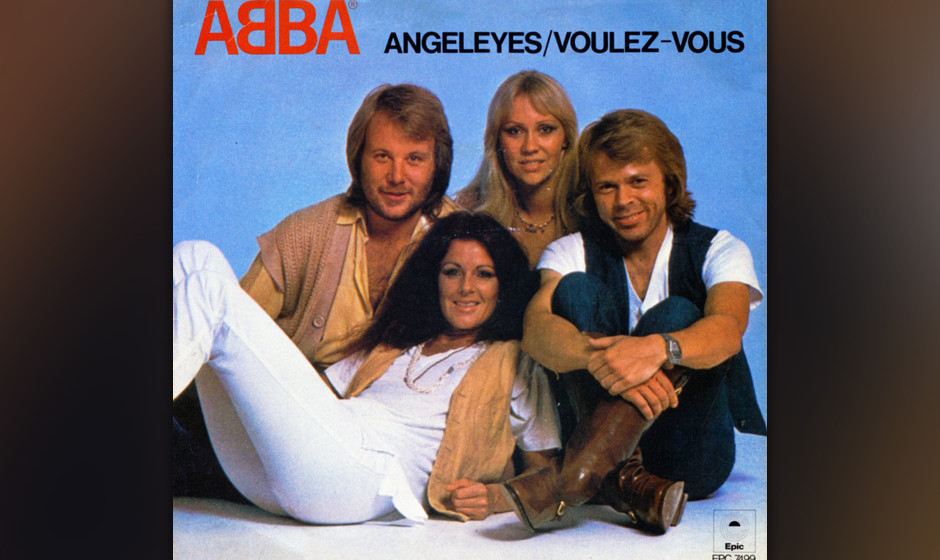 18. 'Voulez-Vous'.  1979 war der Disco-Zug schon fast nicht mehr einzuholen (oder im Endbahnhof angekommen), aber der Band ge