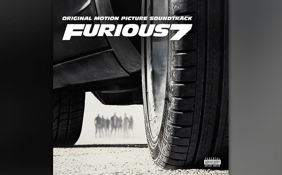 ...der Soundtrack von 'Fast & Furios7' fährt erneut aufs Podium...