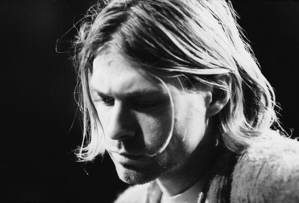Kurt Cobain von Nirvana