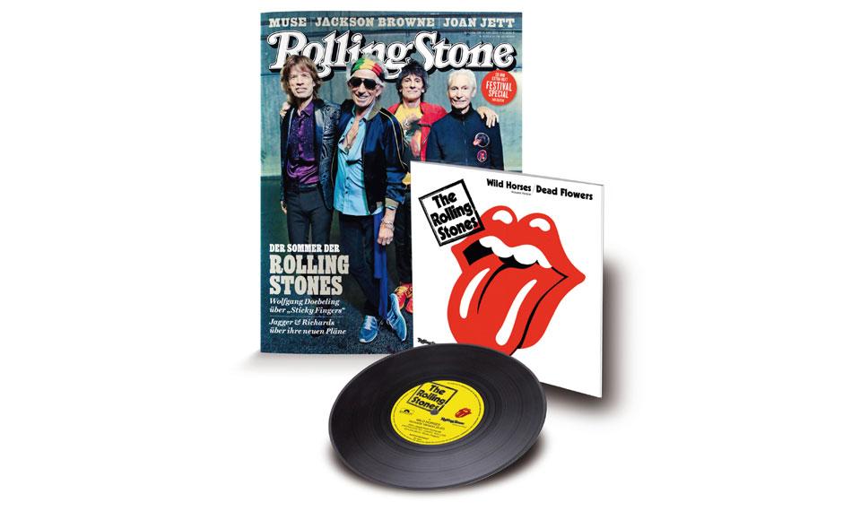 Wildhorses im Rolling Stone
