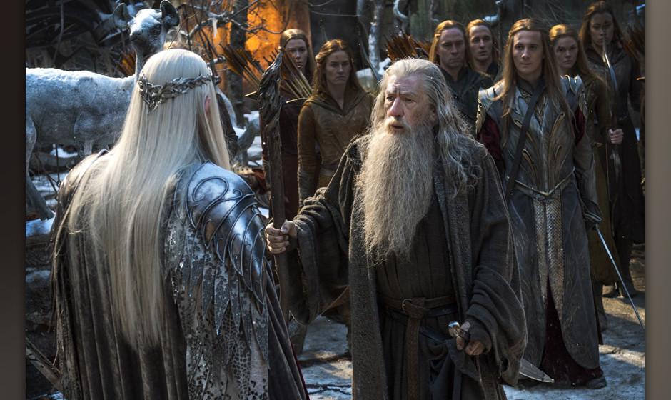 Gewinnen: Fanpakete von 'Der Hobbit - Die Schlacht der fünf Heere'
