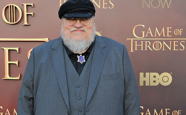 """Game of Thrones""-Autor George R.R. Martin"