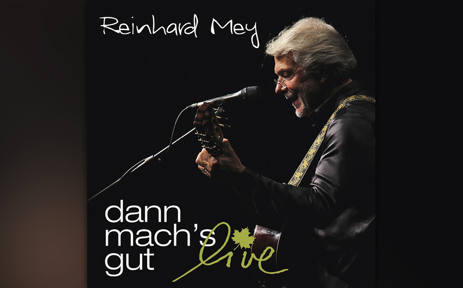 Reinhard May - Dann mach's gut LIVE
