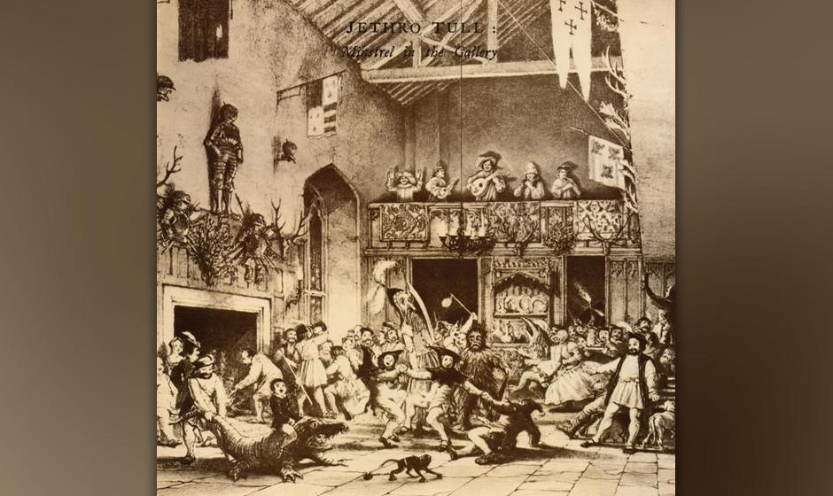 Jethro Tull - 'Minstrel In The Gallery - The 40th Anniversary La Grandé Edition'