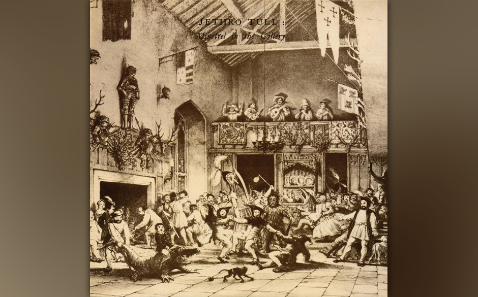 Jethro Tull - 'Minstrel In The Gallery - The 40th Anniversary La Grandé Edition'
