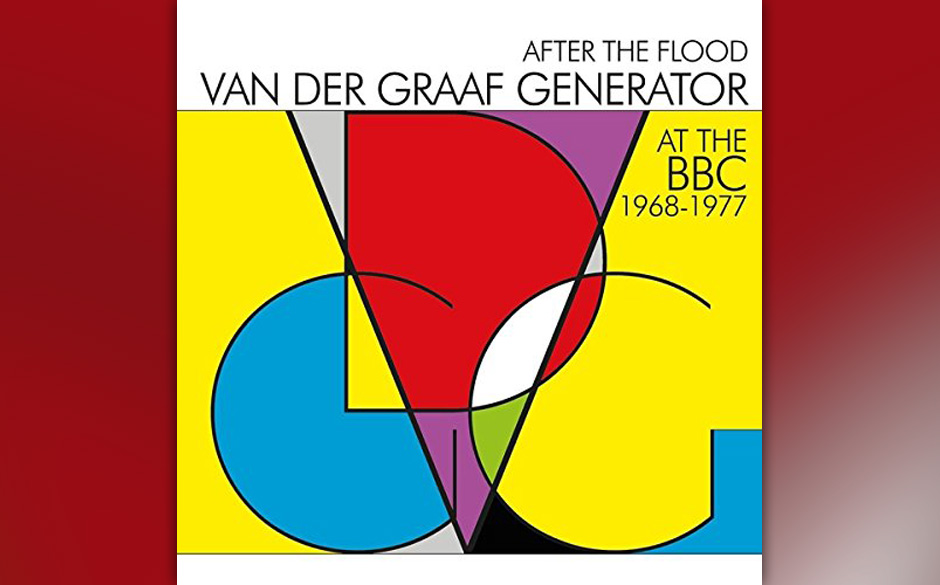 Van Der Graaf Generator - After The Flood (AT The BBC 1968-1977)