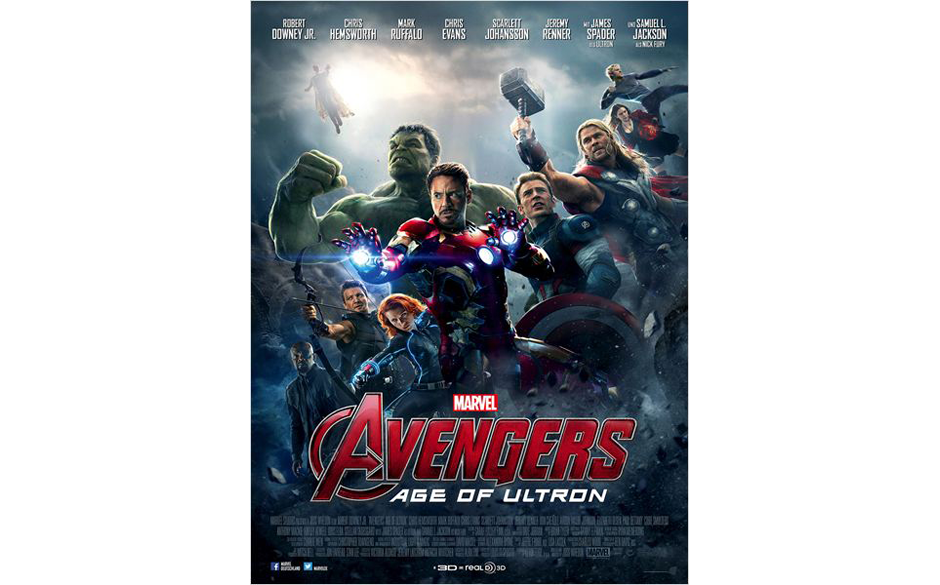 Avengers: Age of Ultron - Start: 23.4.