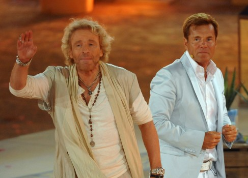 Thomas Gottschalk's Last 'Wetten dass...?' Summer Edition From Mallorca