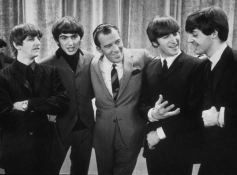 In der Frühphase spielte der Beatles zeitweilig mit geliehener Gitarre