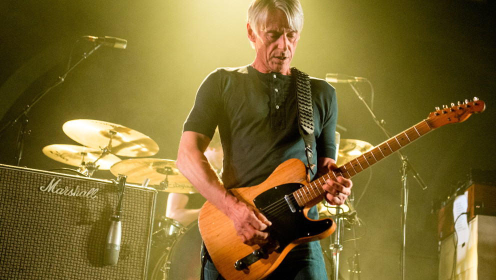 BRIGHTON, ENGLAND - MAY 16:  Paul Weller performs an exclusive Amazon Front Row show at The Old Market during Day 3 of The Gr