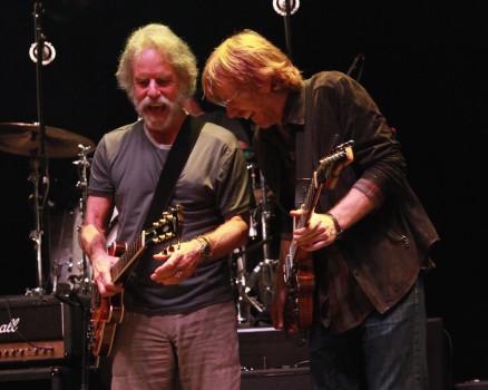 Bob Weir und Trey Anastasio 2012 (Photo by Taylor Hill/FilmMagic)