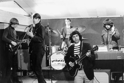The Warlocks 1965  (Photo by Paul Ryan/Michael Ochs Archives/Getty Images)