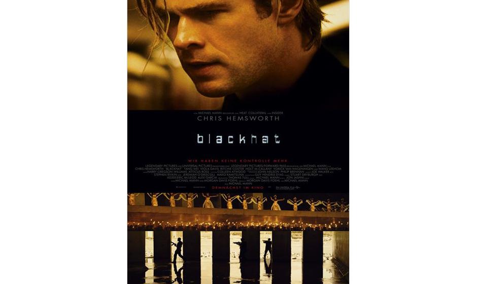 Blackhat von Michael Mann, ab dem 18.6. auf DVD und Blu-ray erhältlich