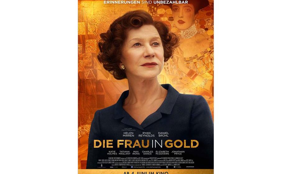 Die Frau in Gold - Kinostart: 04.06.