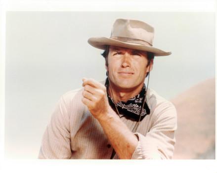 "Clint Eastwood in der TV-Serie ""Rawhide"""