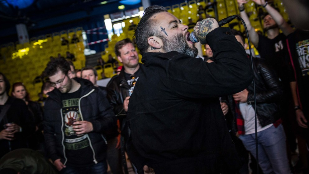 Gallows, Rock im Revier 2015