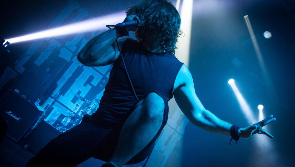Unearth, Rock im Revier 2015