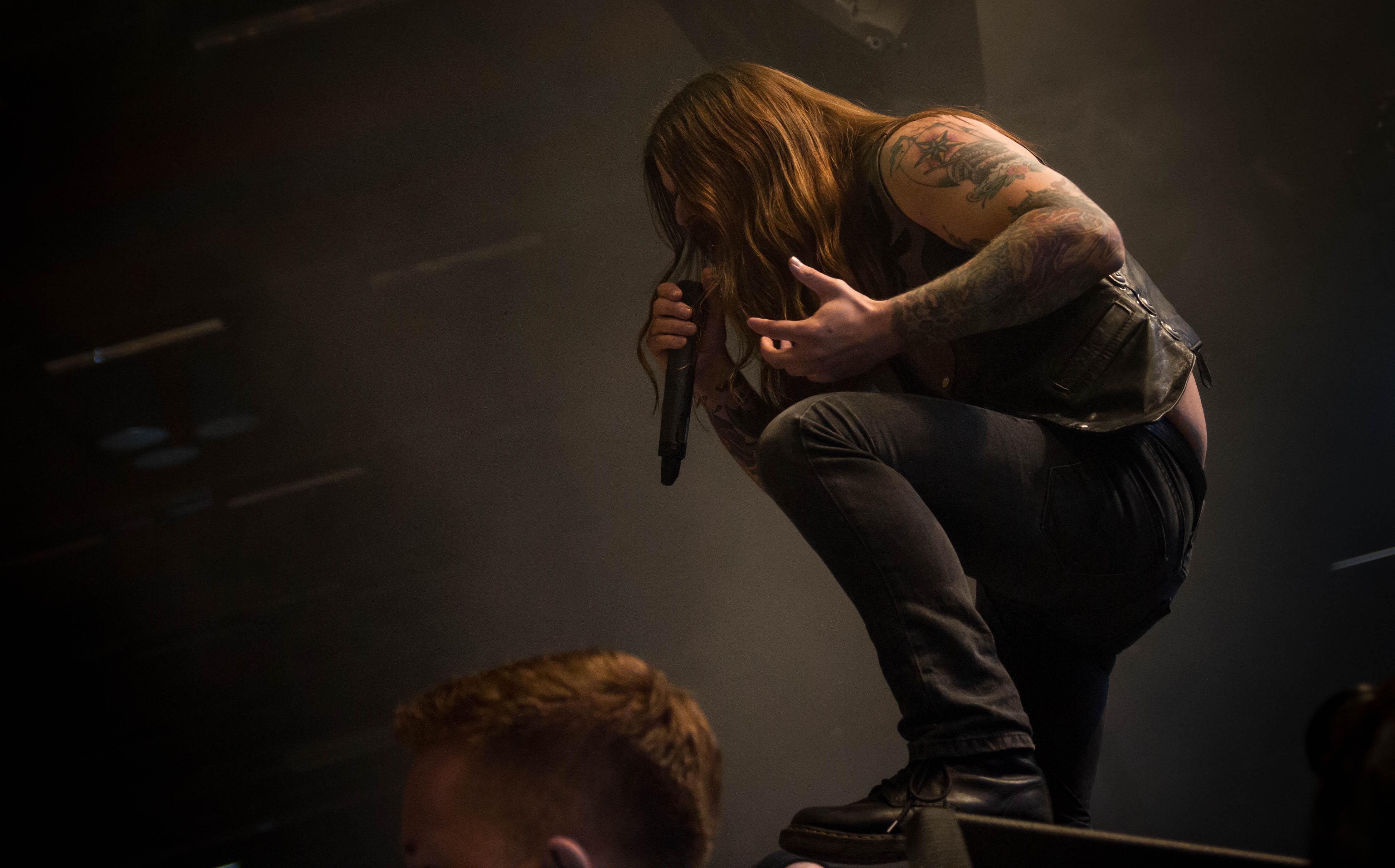 Kvelertak, Rock im Revier 2015