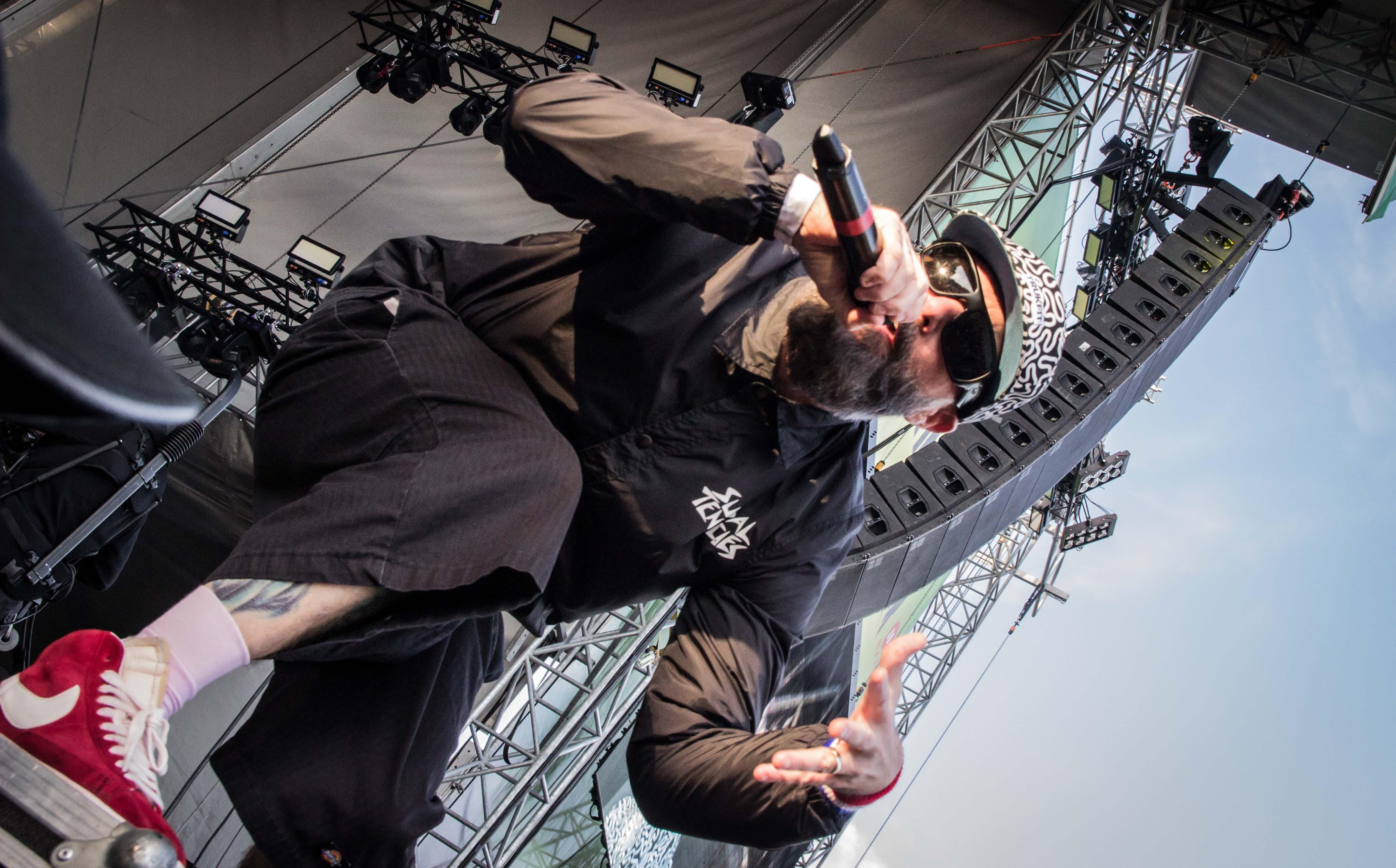 Limp Bizkit, Rock im Revier 2015